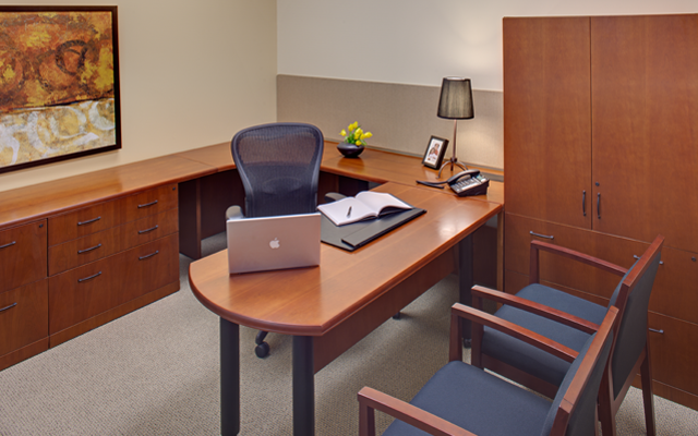 Restyle used office furniture leed for commercial for Certified professional building designer
